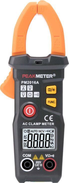 Multimetr PEAKMETER PM2016A klešťový