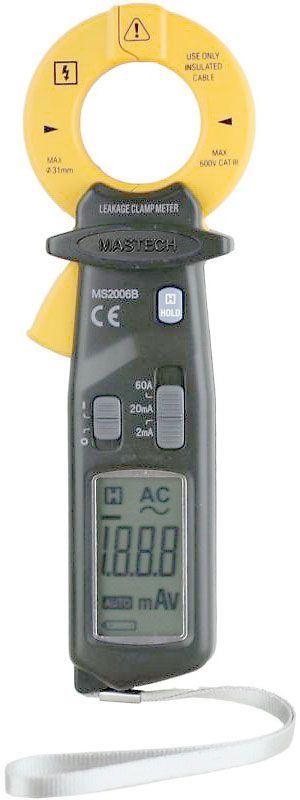 Multimetr MASTECH MS2006B klešťový pro malé proudy