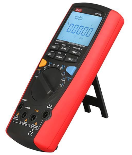 Multimetr UT71E UNI-T,automat,USB, TRUE RMS s měřením výkonu