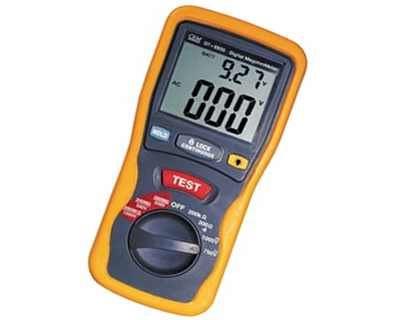 Digitální měřič izolace DT-5500