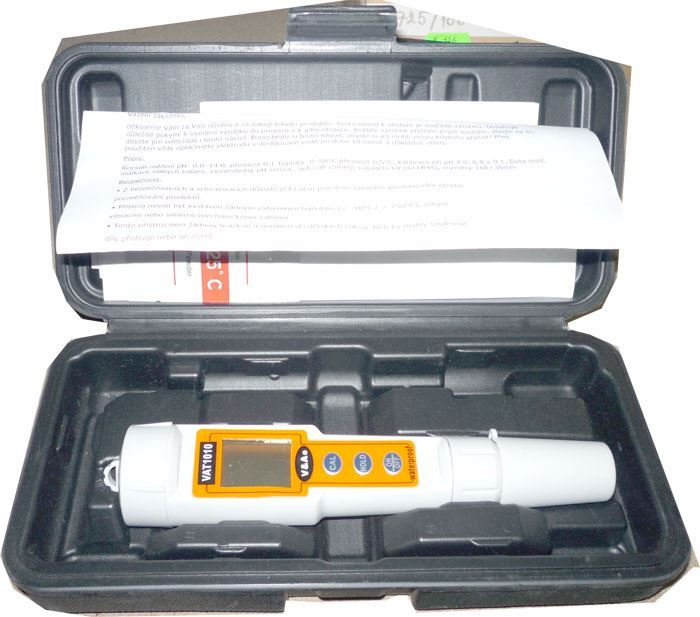 pH metr VAT1010 vadný