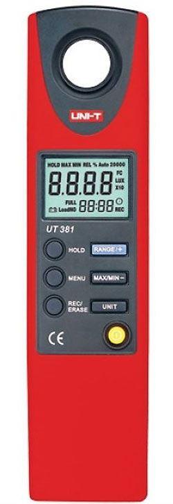 Luxmetr UT381 UNI-T