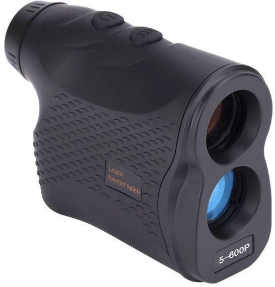 Laserový dálkoměr LR600P 5-600m