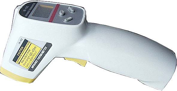 Teploměr infračervený IR102 -20°+320°C, DOPRODEJ