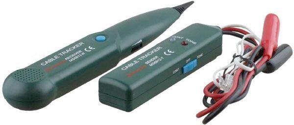 Bezkontaktní tester kabelů MS6812