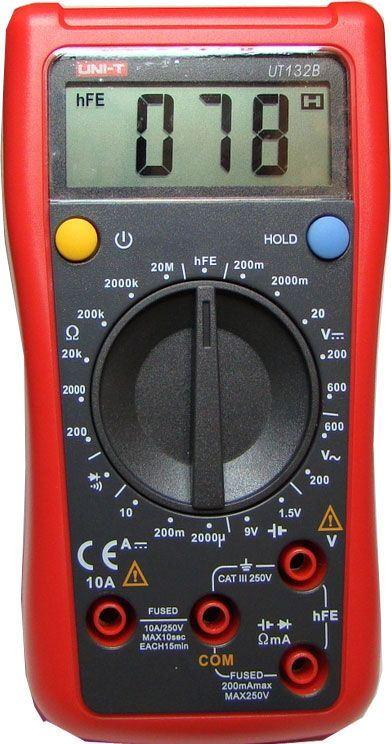 Multimetr UT132B UNI-T