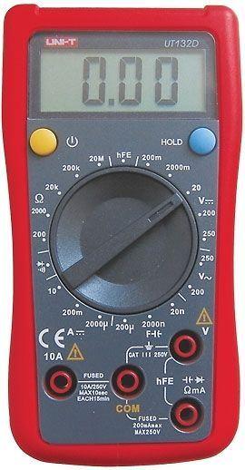 Multimetr UT132D UNI-T