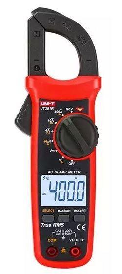 Multimetr UT201R klešťový, UNI-T