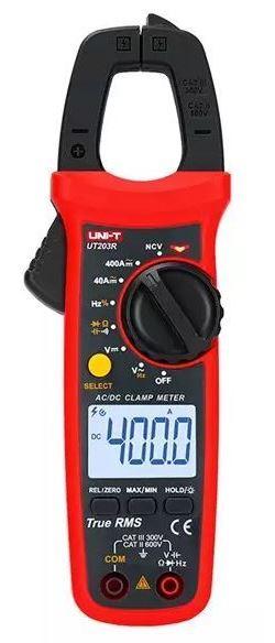 Multimetr UT203R klešťový, UNI-T