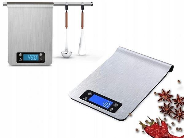 Kuchyňská váha závěsná do 5 kg