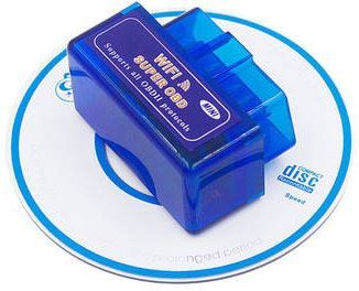 Autodiagnostika ELM327, OBD II V2.1, Wifi
