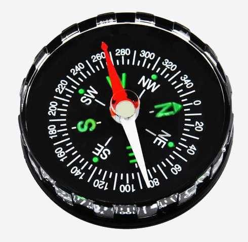 Kompas, průměr 45x12mm