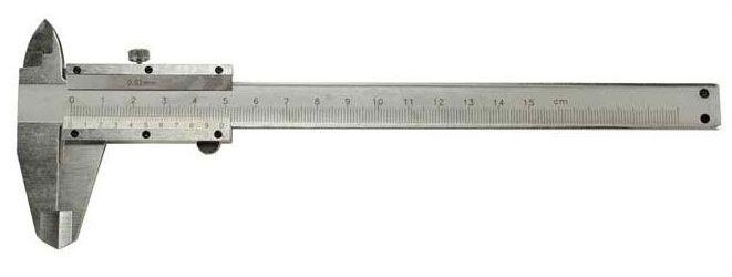 Posuvné měřítko - šuplera 150mm, přesnost 0,05mm