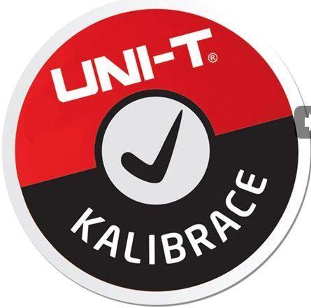 Kalibrační protokol testeru UT521 UNI-T