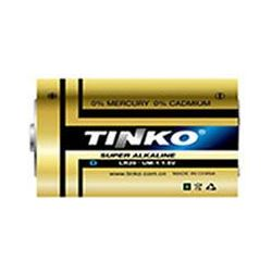 Baterie TINKO 1,5V D(LR20) alkalická
