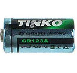 Baterie TINKO CR123A 3V lithiová