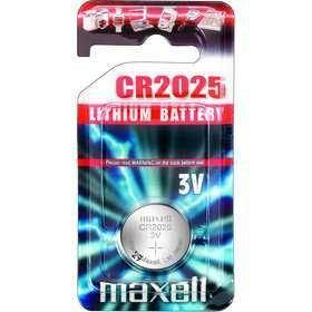 Baterie MAXELL CR 2025 3V, lithiová