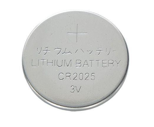 Baterie KINETIC CR2025 3V lithiová