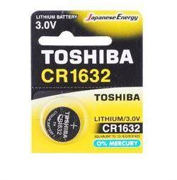 Baterie Toshiba CR1632 3V lithiová