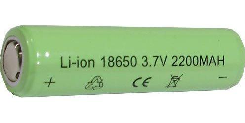 Nabíjecí článek Li-Ion ICR18650 3,7V/2200mAh