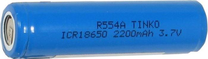 Nabíjecí článek Li-Ion ICR18650 3,7V/2200mAh TINKO
