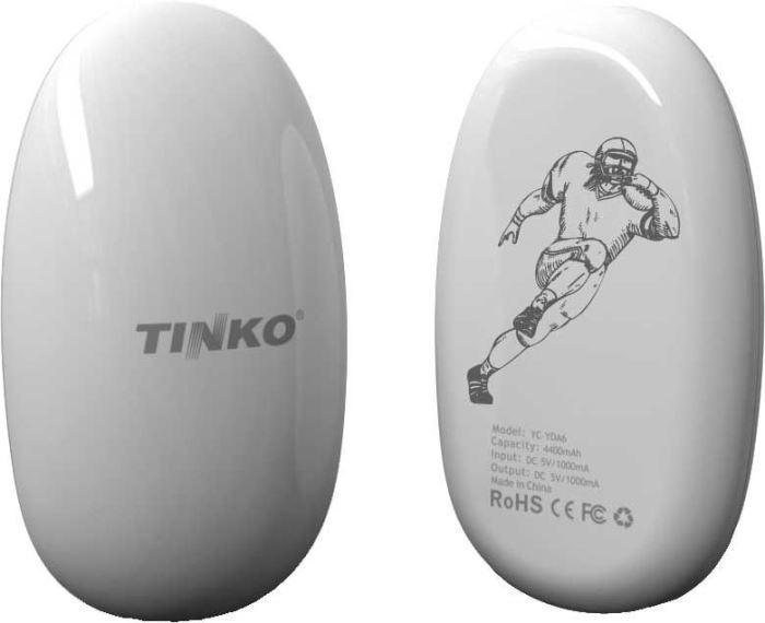 Powerbank 4400mAh TINKO