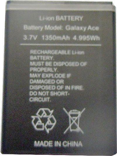 Baterie TINKO EB-494358VU 1350mAh pro Galaxy Ace DOPRODEJ