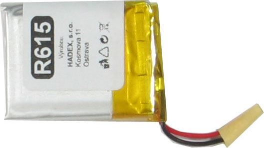 Akumulátor LiPo 3,7V/190mA 501720 /Nabíjecí baterie Li-Pol/