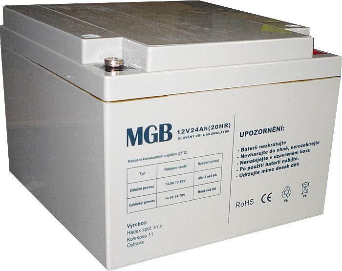 Pb akumulátor MHB VRLA AGM 12V/26Ah