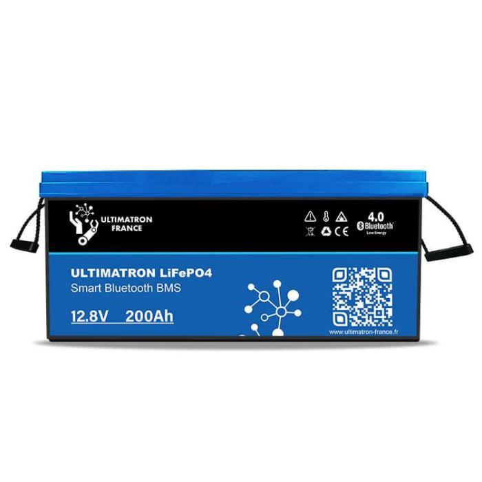 LiFePO4 akumulátor Ultimatron YX Smart BMS 12,8V/200Ah