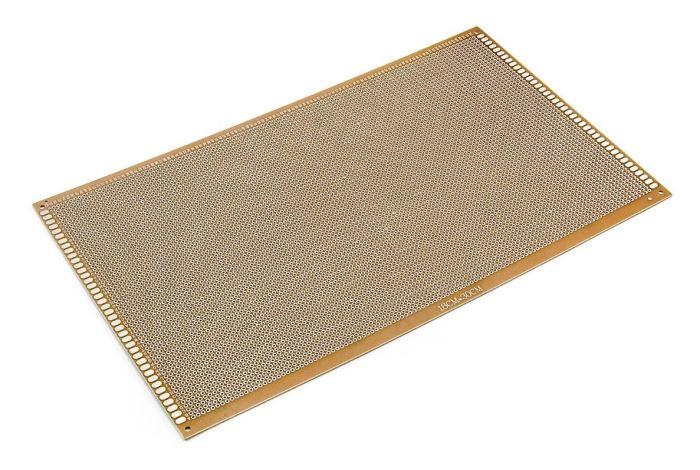 Univerzální DPS PCB7360, vrtaná, 180x300mm