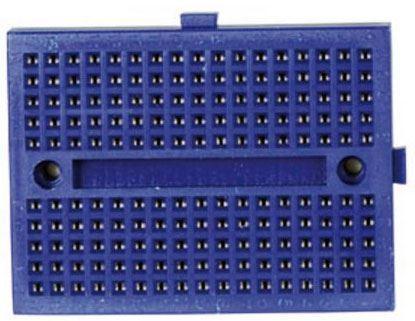 Nepájivé kontaktní pole ZY-170 170p modré