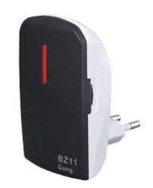 Bezdrátový zvonek - síťový BZ11-ČERNÁ- Elektrobock