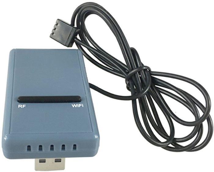 Wifi brána Ecowitt GW1000 s teploměrem, vlhkoměrem a barometrem