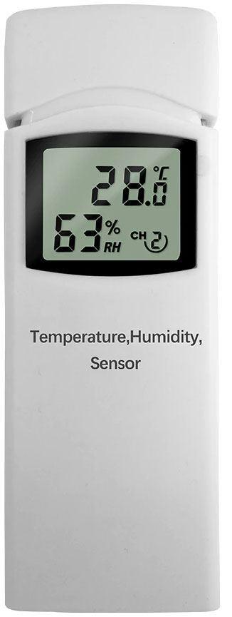 Senzor WH31 - teploměr a vlhkoměr k meteostanicím a wifi bráně GW1000