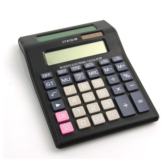 Kalkulačka CT-8122-99