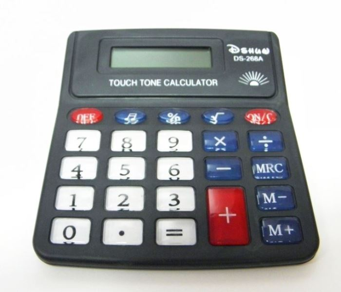 Kalkulačka DS