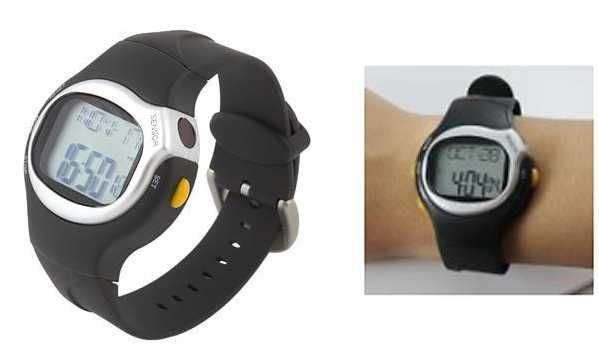 Hodinky s měřením pulsu Sporttester (pulsmetr) 6 funkcí