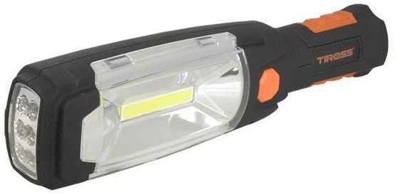 Pracovní svítilna LED 3W, s akumulátorem 3,7V/2000mAh, TRIOSS