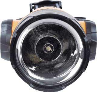 Svítilna LED 3W,čelovka,napájení 3xAA