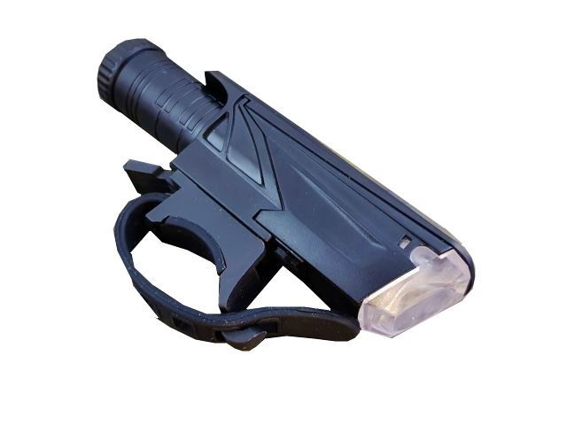 Cyklosvítilna přední LED s akumulátorem 650mAh