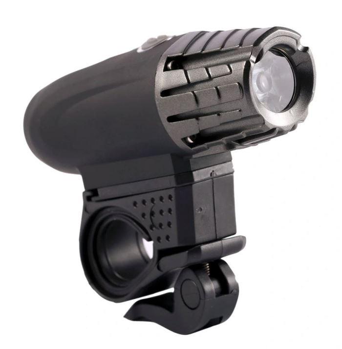 Cyklosvítilna přední LED s akumulátorem RAYPAL