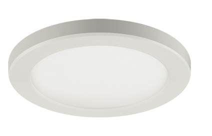 Stropní světlo OLGA. LED 167mm, 230V/12W - 900lm