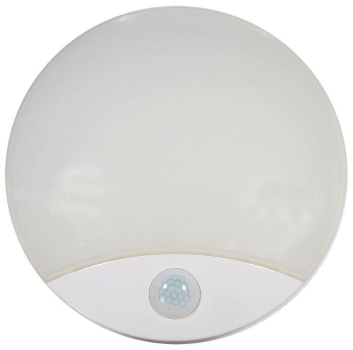 Nástěnné i stropní světlo LED ST71B s PIR čidlem, 230V/15W, IP44