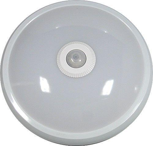 Stropní světlo LED s PIR ST77AE230V/12W se záložním zdrojem