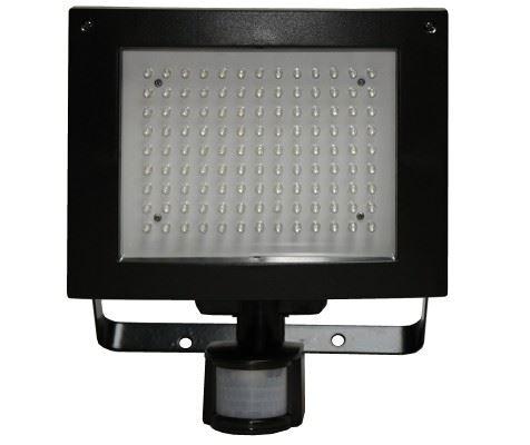 Reflektor LED s PIR čidlem ST161B, 230V/9W, IP44, DOPRODEJ