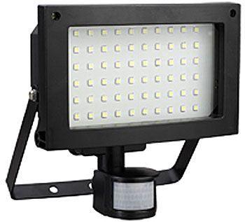 Reflektor LED s PIR čidlem ST160C, 230V/12W, IP44, DOPRODEJ