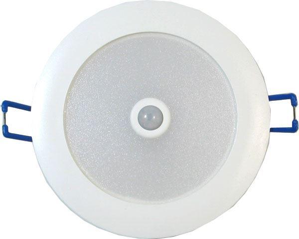 Stropní světlo LED ST481A s PIR čidlem do podhledů, 230V/7W