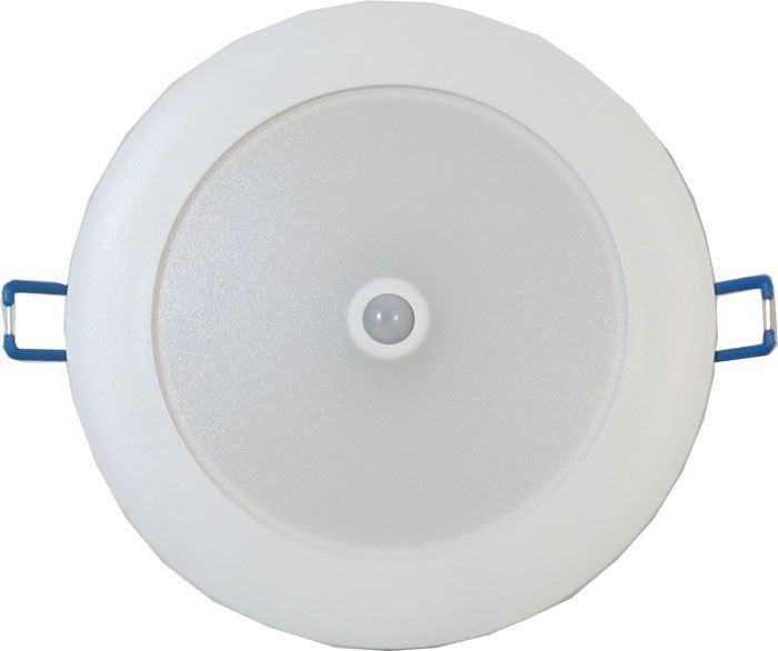 Stropní světlo LED ST481B s PIR čidlem do podhledů, 230V/11W