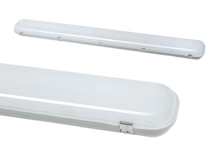 LED svítidlo IP65, 230V, 38W, 4200lm, 4000K, 120cm